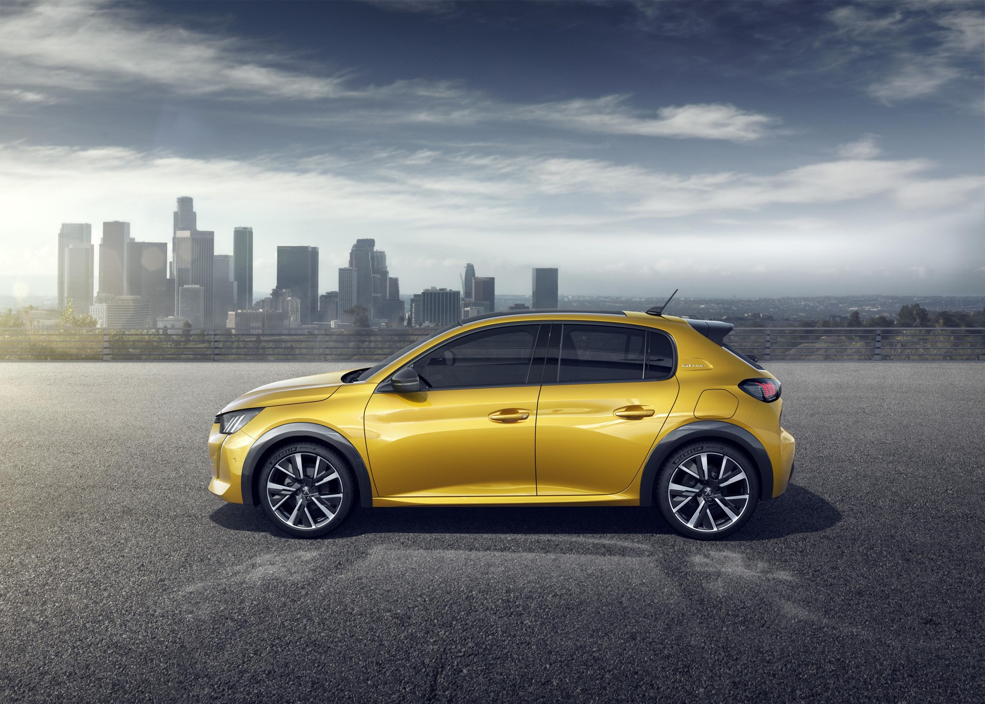 New Peugeot 208 Revealed With Fully-electric Drivetrain