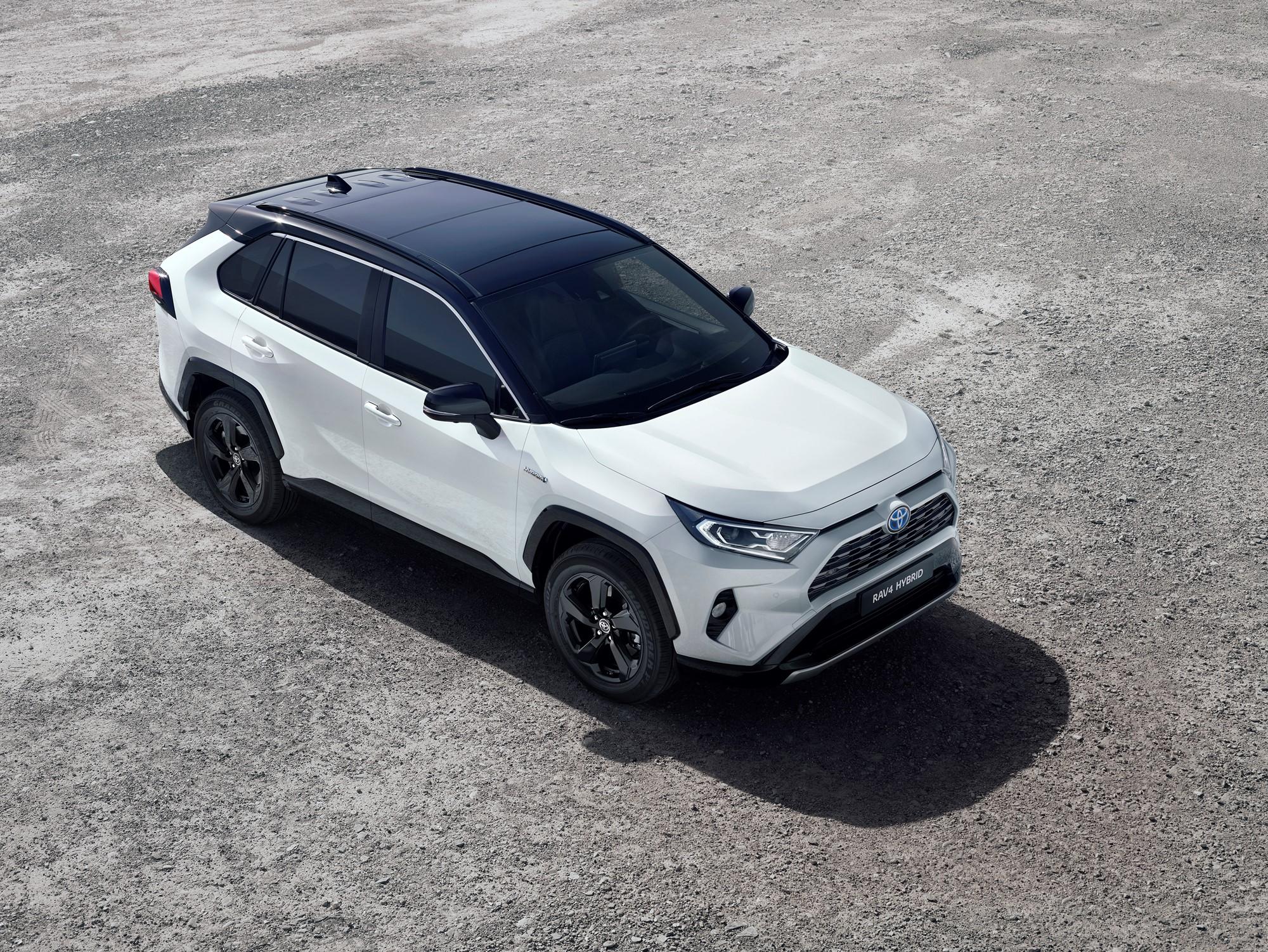 toyota reveals prices for hybrid only rav4 gallery car manufacturer news toyota reveals prices for hybrid only