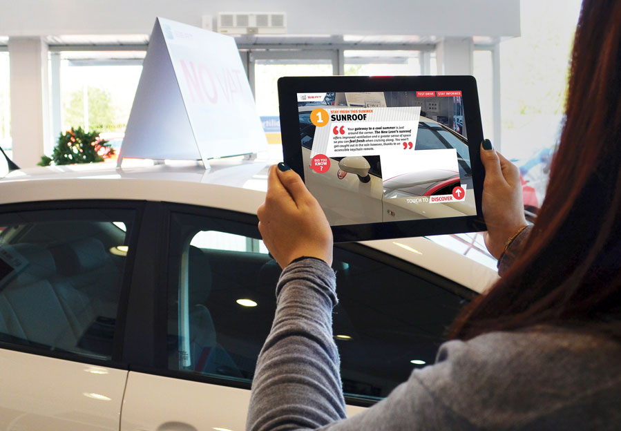 what your car dealership needs to know about augmented reality digital marketing. Black Bedroom Furniture Sets. Home Design Ideas