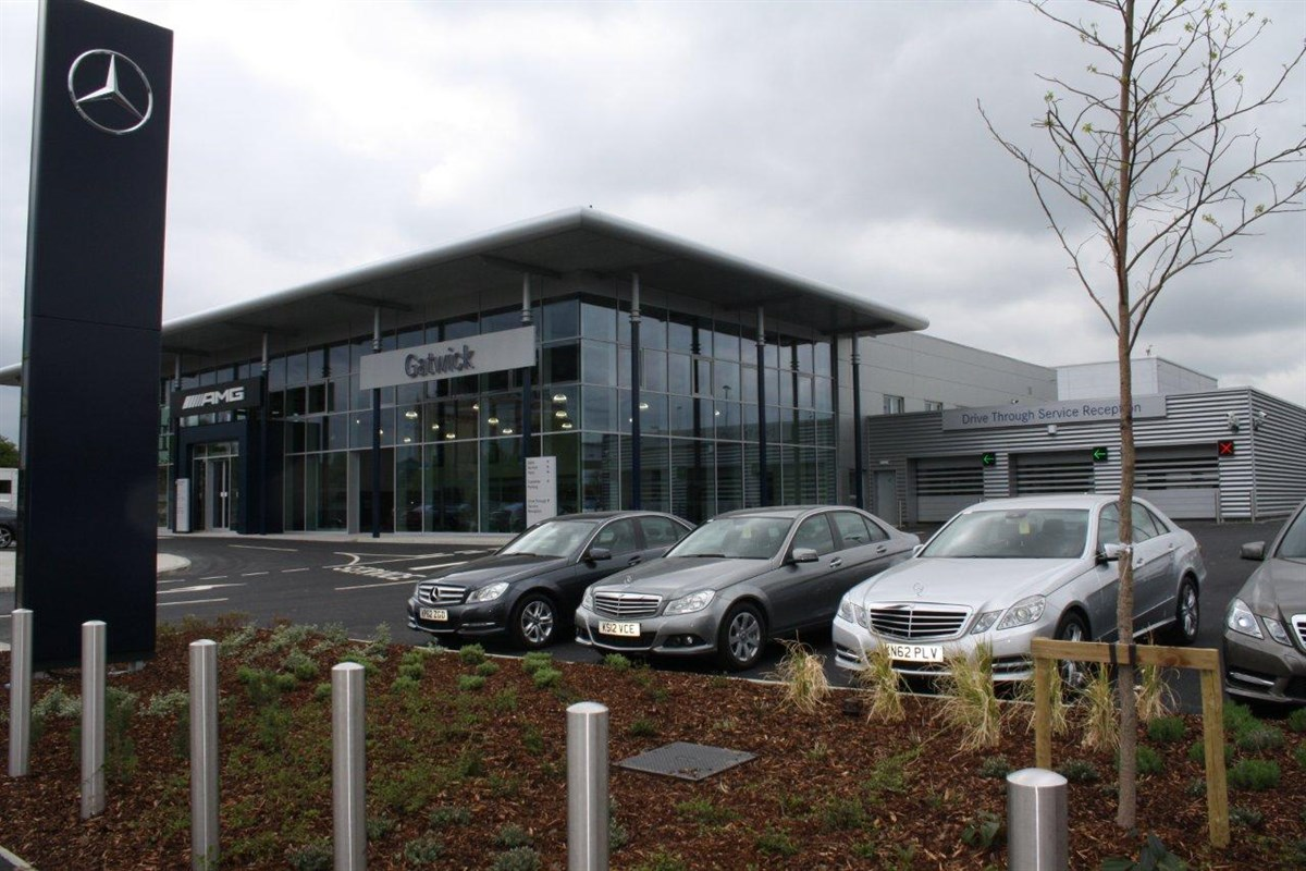 Mercedes Benz Of Gatwick Moves To Bigger And Better