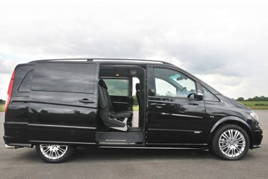 Mercedes Benz Viano X Clusive On Sale Now Long Term