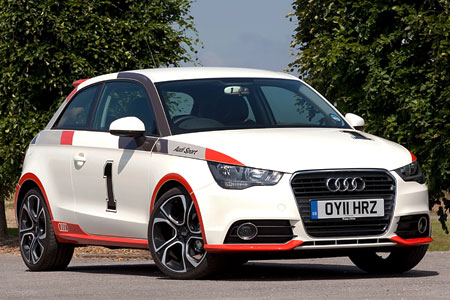 also driven audi a1 1 4tfsi competition line first drive. Black Bedroom Furniture Sets. Home Design Ideas