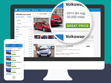 Consumers now told if vehicles are fairly priced on Auto Trader