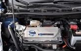 Electric car's engine