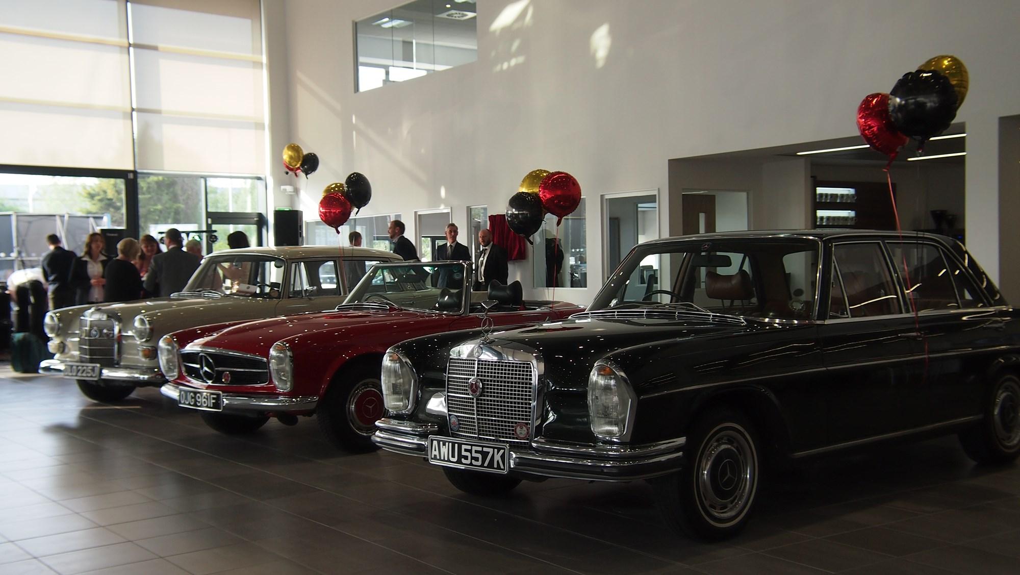 Lookers Opens New Mercedes-Benz Dealership In Tonbridge