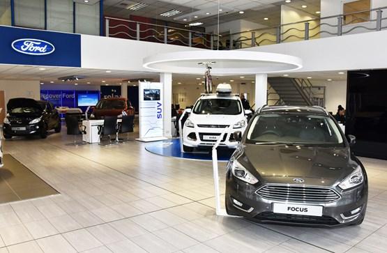 Bristol Street Motors 39 Ford Dealership Completes 1m Improvement Plan Car Dealer News
