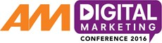 AM Digital Marketing Conference 2016 logo