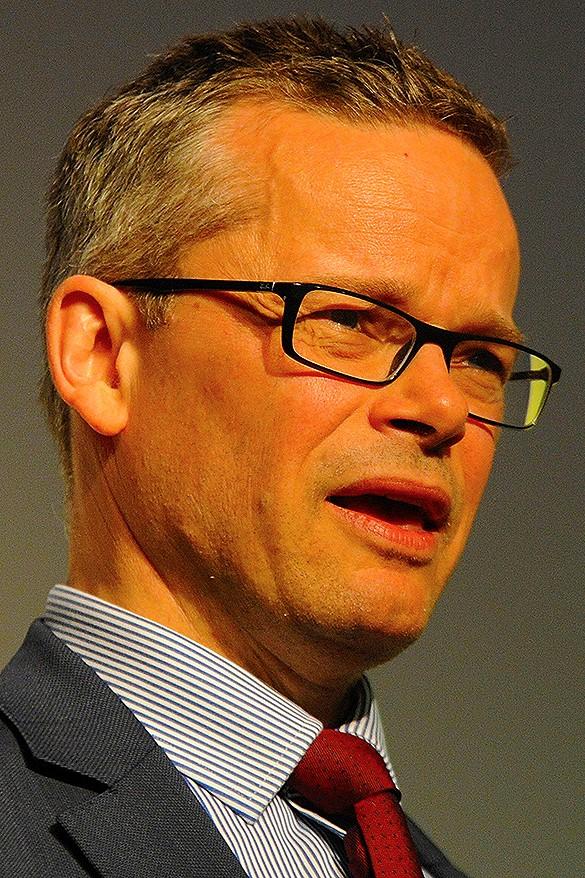 Justin Benson, UK head of Automotive at KPMG