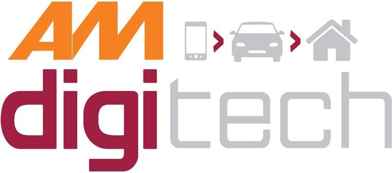 AM Digitech logo