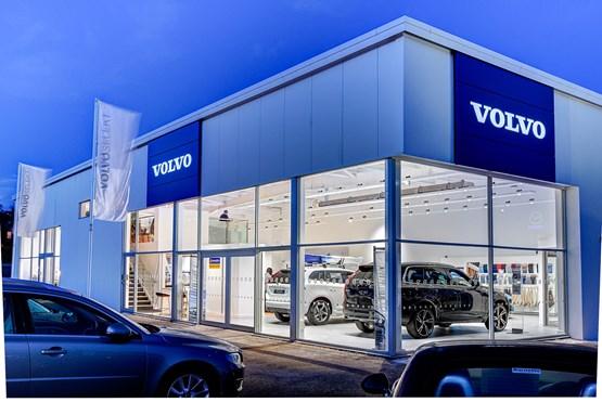 Used Cars Dealerships >> Barnetts Volvo Dundee | Dealership galleries