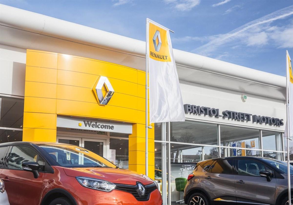 car dealer vertu motors opens new renault and dacia centre. Black Bedroom Furniture Sets. Home Design Ideas