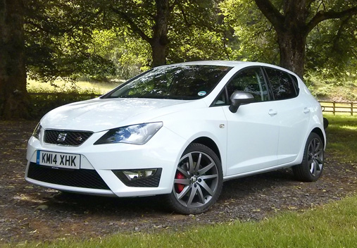 seat ibiza fr review frugal but fast long term. Black Bedroom Furniture Sets. Home Design Ideas