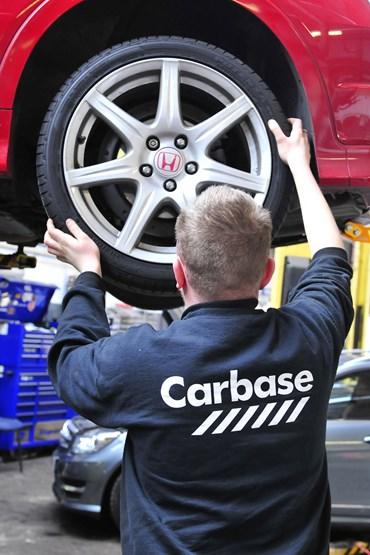 carbase workshop