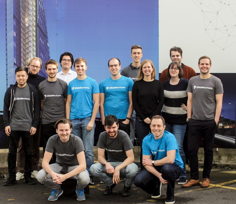 ClickMechanic team 2017