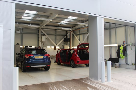Cox Motor Group Invests Nearly Half A Million Pounds In
