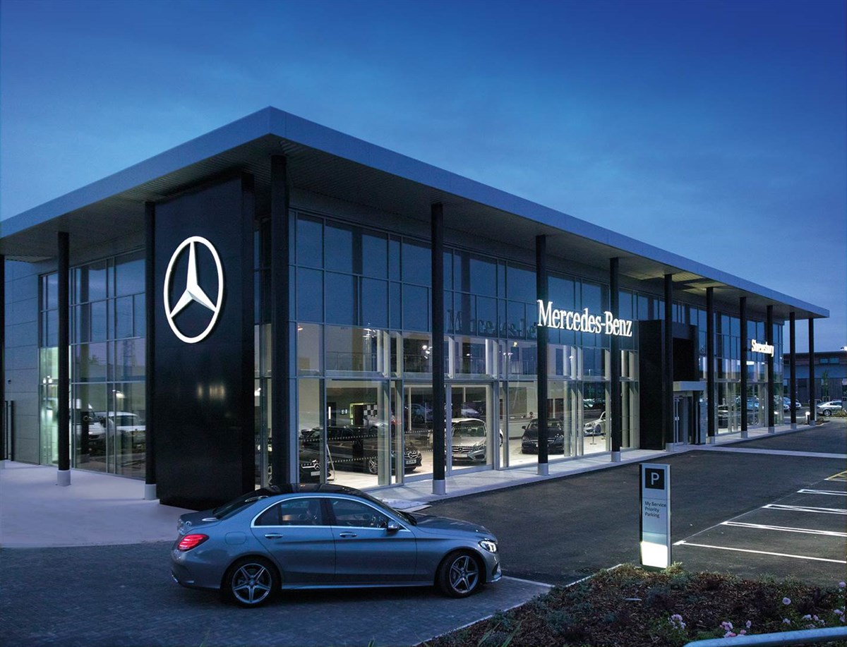 Used Car Dealerships In New Orleans >> Drayton Group is first to adopt Mercedes-Benz new showroom look | Car Manufacturer News
