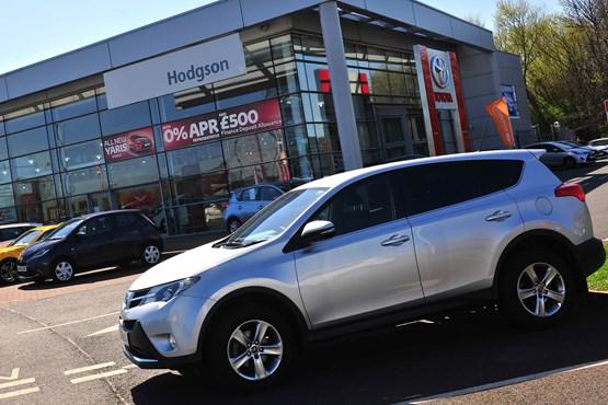 Second Hand Car Dealers Gateshead