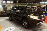 The new Fiat Fullback pick-up