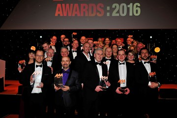 AM Awards 2016 winners