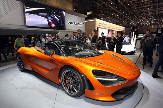harwoods group joins mclaren automotive supercar franchise | car