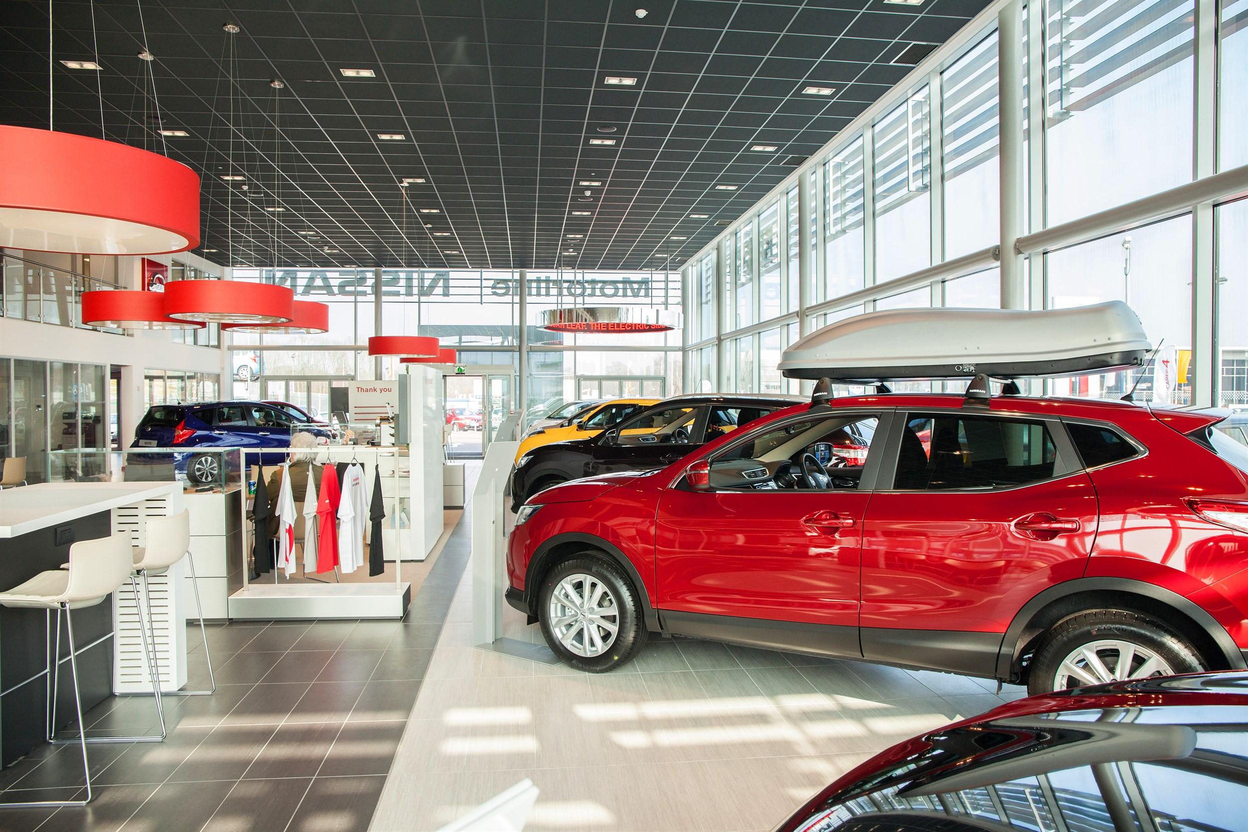 Motorline Nissan, Maidstone, Kent | Dealership galleries