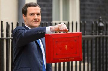 Chancellor George Osborne 2015