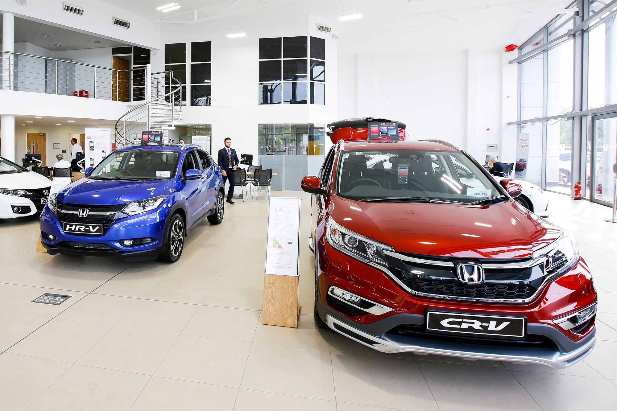 honda uk managing director david hodgetts  profit  product  win  dealers