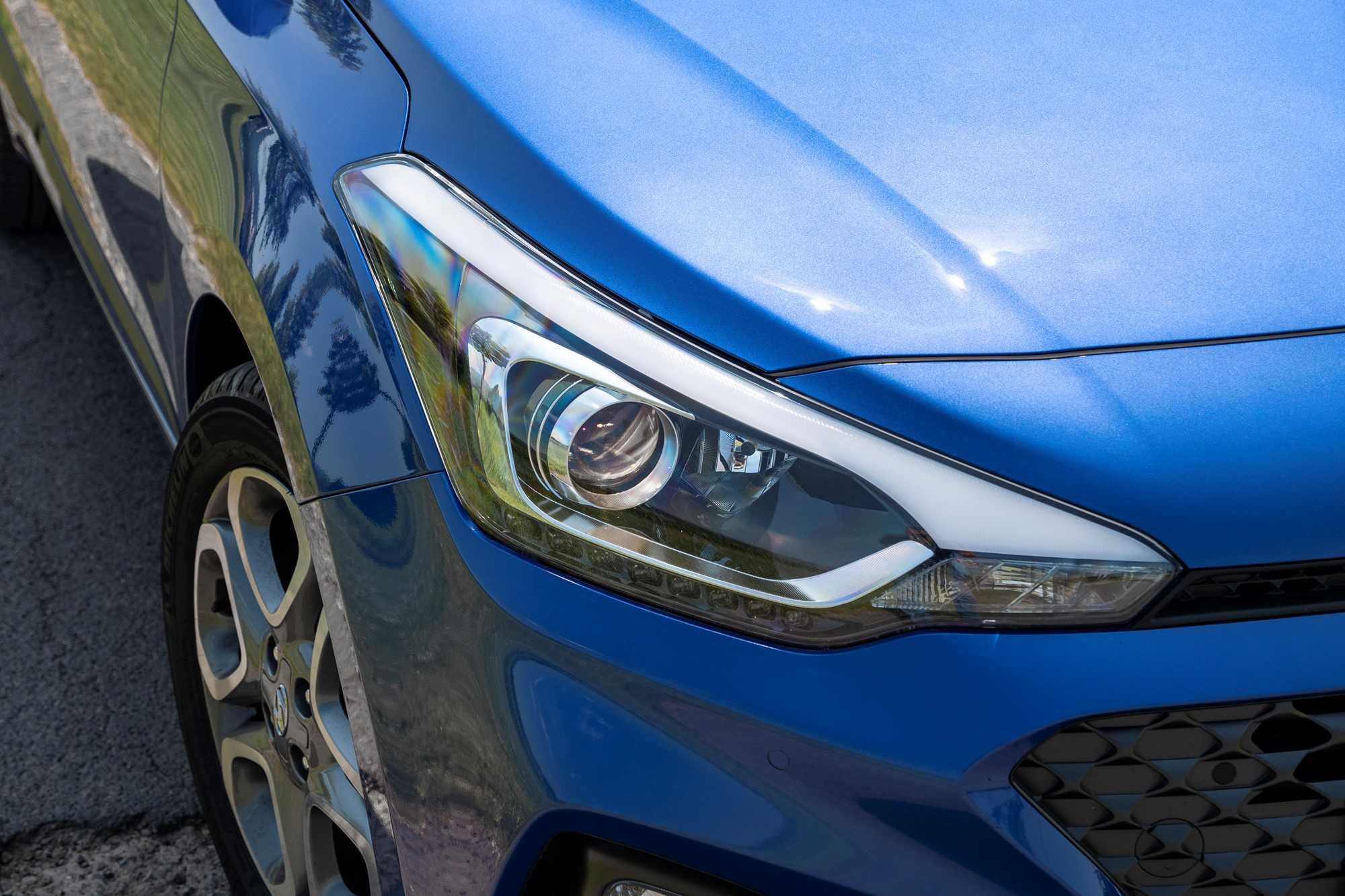 Hyundai i20 facelift priced from £13,995   Car Model News
