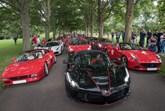 JCT600's Ferrari 70th anniversary celebrations at Leeds' Roundhay Park