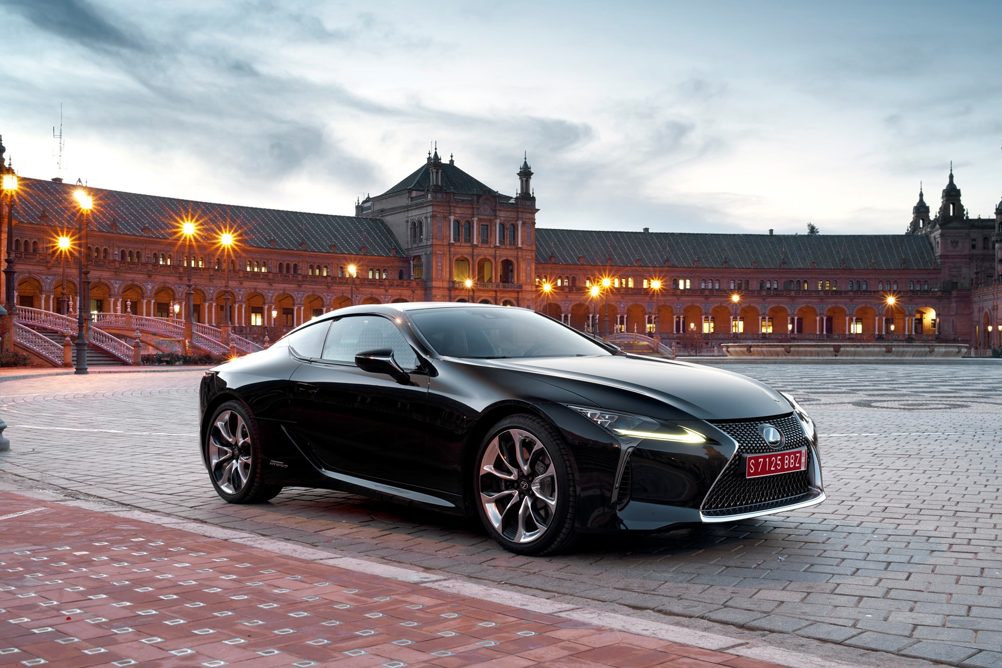 Lexus Reveals Prices And Specifications For New Lc Coupe