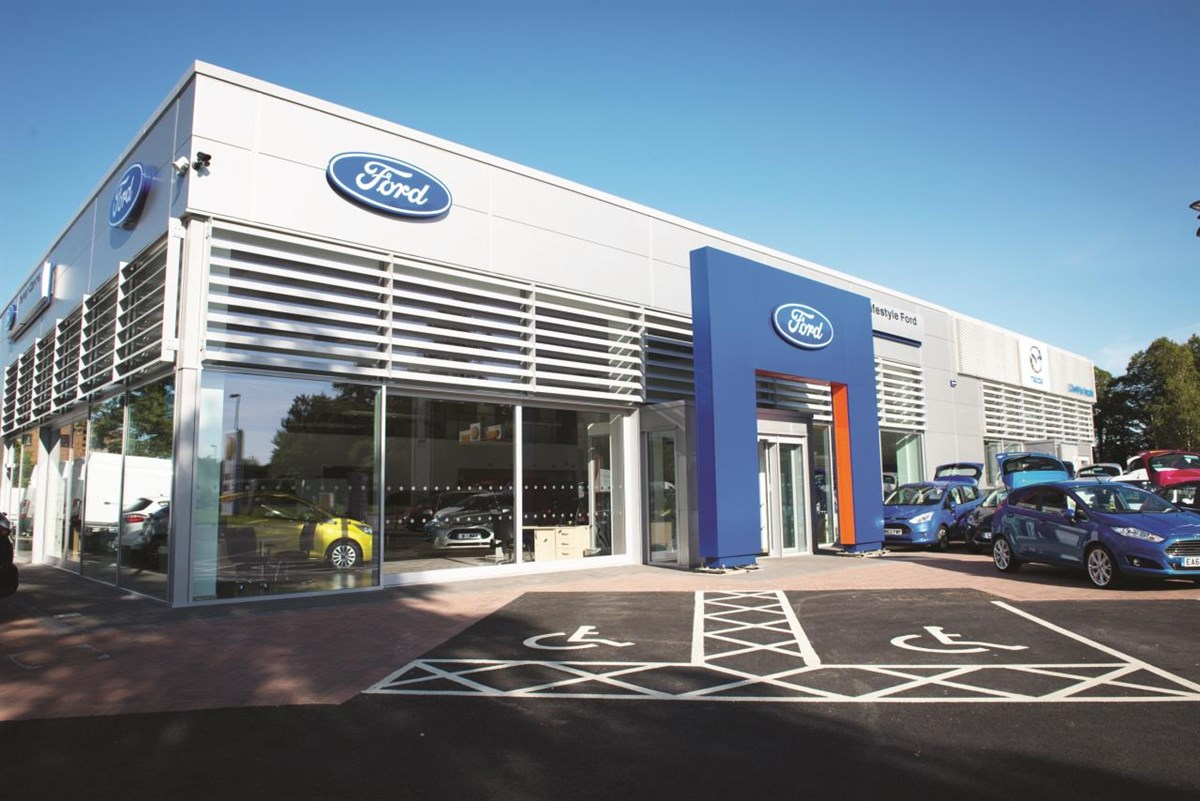 Lifestyle Opens Ford Dealership In Horsham