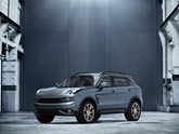 Geely's Lynk & Co 01 SUV