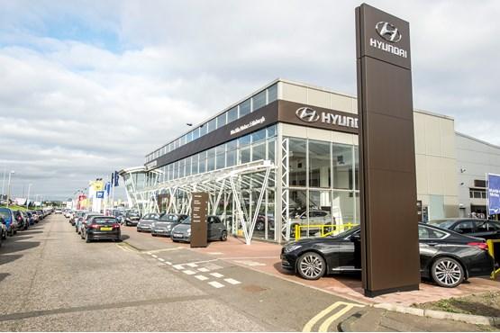 Vertu Motors Invests 600 000 In Renovating Hyundai