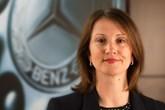 Sarah Palfreyman, Mercedes-Benz Vans