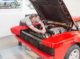 Dealer Meridien Modena opens £3.5 million Ferrari service centre in Hampshire (gallery) | Car ...