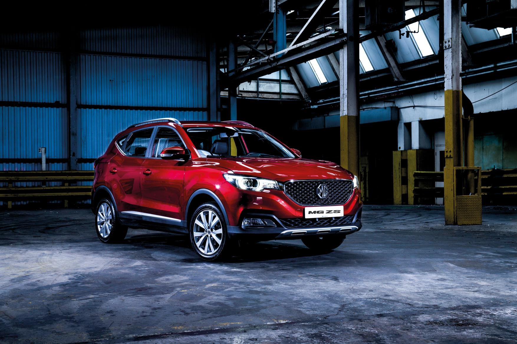 Mg Zs Will Small Suv Be The Car To Help Mg Break The