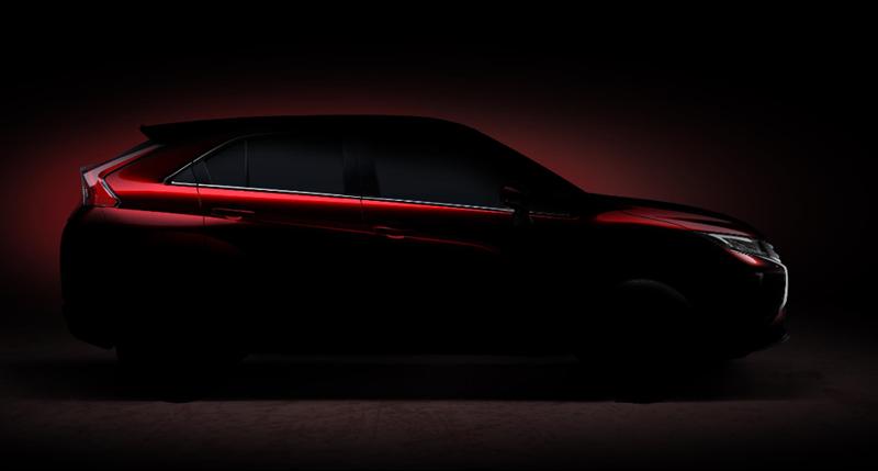 Mitsubishi SUV due for reveal at 2017 Geneva Motor Show