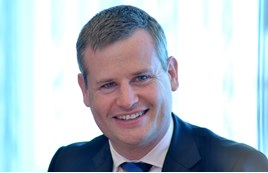 John Leech, KPMG head of automotive