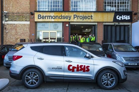Hyundai Motors Supplies Vehicles To Support Crisis At
