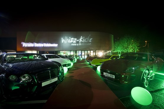 Jardine motors raise 86 000 at the lancaster whizz kidz for Jardine motors