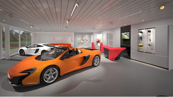 Jardine adds second mclaren franchise car dealer news for Jardine motors