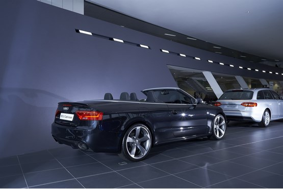 Jardine's new £8m Audi site in Milton Keynes opens | Car ...