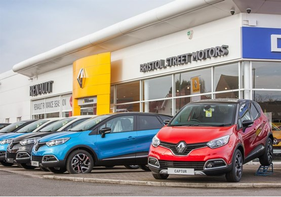 Car dealer vertu motors opens new renault and dacia centre for Bristol motor mile dealerships