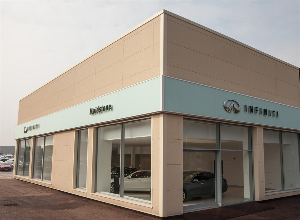 FG Barnes Group to open Infiniti centre in Maidstone | Car ...