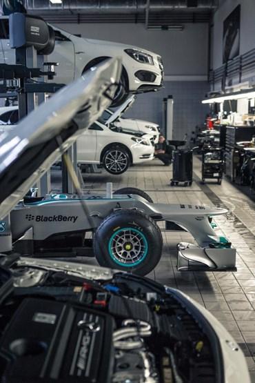 Eastern Western Motor Group Wins Mercedes Benz Retailer Of