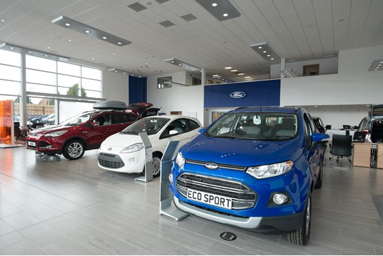 New Bristol Street Motors Ford Site Opens In Durham After