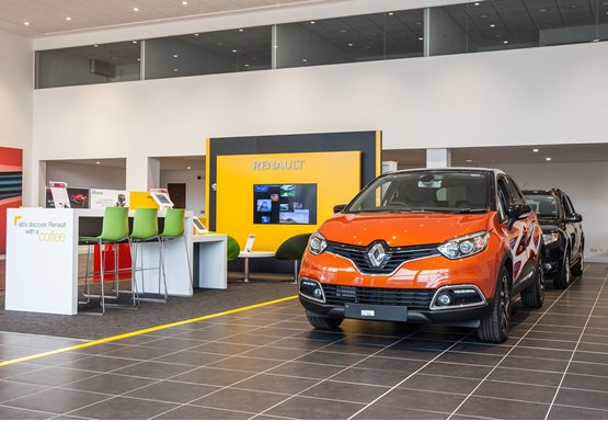 Wessex garages adds renault and dacia brands with opening for Garage renault dacia orleans