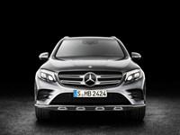 Mercedes-Benz GLC SUV revealed