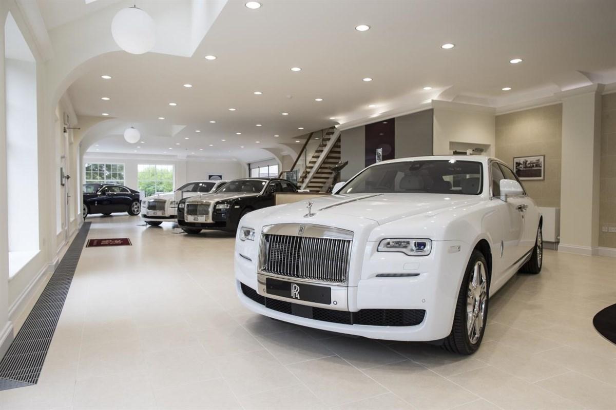 Used Car Dealers London >> P&A Wood open new Rolls-Royce car showroom | Car Dealer News