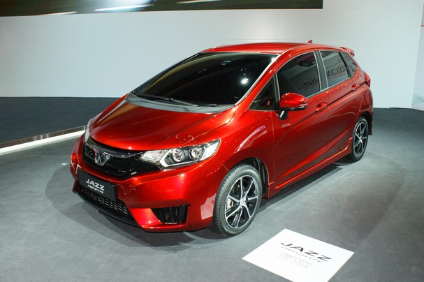 Honda Unveils All New Jazz Car Manufacturer News